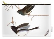 Audubon: Junco, (1827) Carry-all Pouch