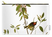 Audubon: Kinglet, 1827 Carry-all Pouch