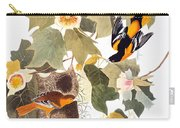 Audubon: Oriole Carry-all Pouch