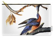 Audubon: Passenger Pigeon Carry-all Pouch