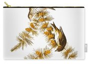 Audubon: Siskin Carry-all Pouch