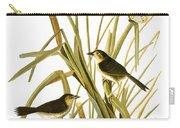 Audubon: Sparrow, (1827) Carry-all Pouch