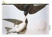 Audubon: Swallows, 1827-38 Carry-all Pouch