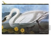 Audubon: Swan, 1827 Carry-all Pouch