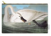 Audubon: Trumpeter Swan Carry-all Pouch