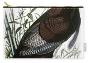 Audubon: Turkey Carry-all Pouch