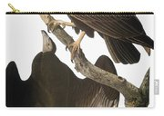 Audubon: Turkey Vulture Carry-all Pouch