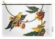 Audubon: Vireo, 1827-38 Carry-all Pouch