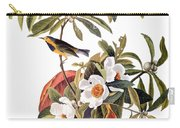 Audubon: Warbler, 1827-38 Carry-all Pouch
