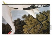 Audubon: Whooping Crane Carry-all Pouch