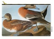 Audubon: Wigeon, 1827-38 Carry-all Pouch