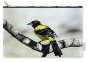Audubon's Oriole Back Wings Carry-all Pouch