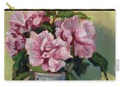 August Blossoms Carry-all Pouch