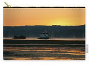 August Dawn At Esopus Light II Carry-all Pouch