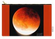 August Eclipse Tucson, Az Carry-all Pouch