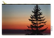 August Glow Pine Carry-all Pouch