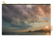 August Skies Over Ocean Isle Beach Carry-all Pouch