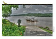 Historic Augusta Ferry. Carry-all Pouch