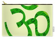 Aum Symbol Digital Painting Carry-all Pouch