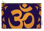 Aum  Carry-all Pouch