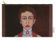 Aurelia De Sousa - The Narrative Of The Silent House Carry-all Pouch