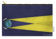 Aurora Borealis Explanation, 19th Carry-all Pouch