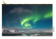 Aurora Borealis Carry-all Pouch by Susan Leonard