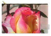 Aurora Color Rose Bud. Wow Carry-all Pouch