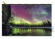 Auroras At The Mill Carry-all Pouch