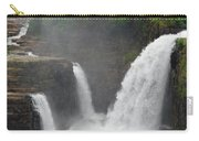 Ausable Chasm Waterfalls Carry-all Pouch