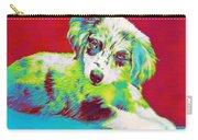 Aussie Puppy Carry-all Pouch