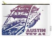 Austin 360 Bridge, Texas Carry-all Pouch
