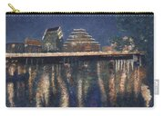 Austin At Night Carry-all Pouch