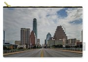 Austin From Congress Street Bridge Carry-all Pouch