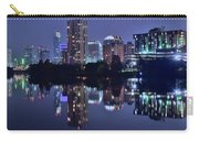 Austin In Lady Bird Lake Carry-all Pouch