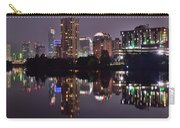 Austin Lights Up Lady Bird Lake Carry-all Pouch