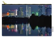 Austin Reflects In Ladybird Lake Carry-all Pouch