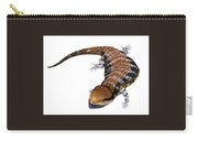 Australia Blue-tongued Skink Carry-all Pouch