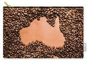 Australia Cafe Artwork Carry-all Pouch