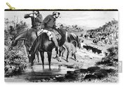 Australia: Cowboys, 1864 Carry-all Pouch