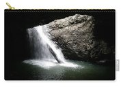Australia - Welcome To Natural Arch Waterfall Carry-all Pouch