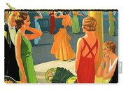 Australia, Romantic Night, Dance And Music, Hotel Terrace Carry-all Pouch