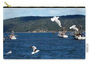 Australia - Seagulls And Trawlers Carry-all Pouch