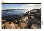 Australian Bay In Eastern Tasmania Carry-all Pouch
