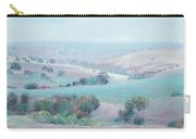 Australian Country Landscape Painting Carry-all Pouch
