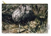 Australian Emu Carry-all Pouch