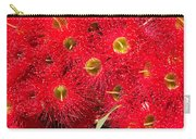 Australian Native Eucalyptus Flowers Carry-all Pouch