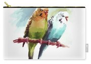 Australian Parrots 03 Carry-all Pouch