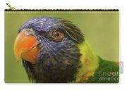 Australian Rainbow Lorikeet Carry-all Pouch