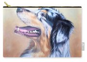 Australian Shepherd Dog Carry-all Pouch